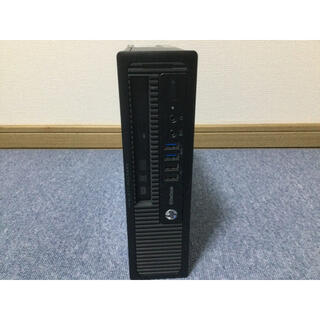 HP - デスクトップPC CPU i5-4590S(第4世代) SSD240GB
