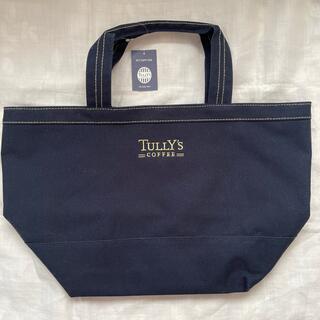タリーズコーヒー(TULLY'S COFFEE)の【未使用品】タリーズコーヒー トートバッグ(トートバッグ)