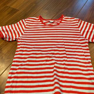 マリメッコ(marimekko)の限定カラー マリメッコ ボーダーTシャツ(Tシャツ(半袖/袖なし))