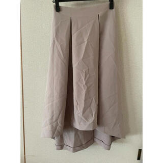 スピックアンドスパンノーブル(Spick and Span Noble)のkaarem スカート   (ロングスカート)