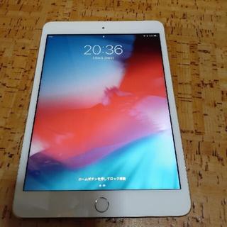 NTTdocomo - iPad mini 3 docomo 16G 可愛いケース付き