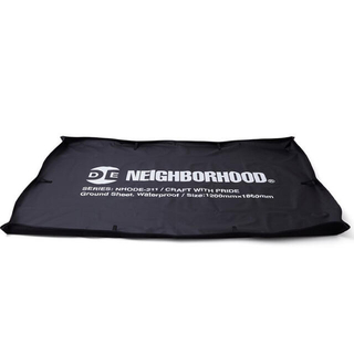 NEIGHBORHOOD - OUTDOOR EQUIPMENT CI / P-GROUND SHEET