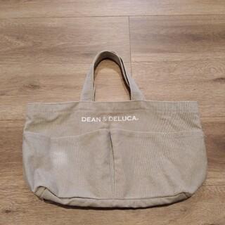 ディーンアンドデルーカ(DEAN & DELUCA)のDEAN&DELUCAトートバッグ(ベージュ)(ファッション)