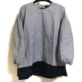 ドゥロワー(Drawer)のドゥロワー 七分袖カットソー サイズ38 M -(カットソー(長袖/七分))