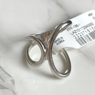 カスタネ(Kastane)のlattice リング☺︎シルバー シルバーリング(リング(指輪))