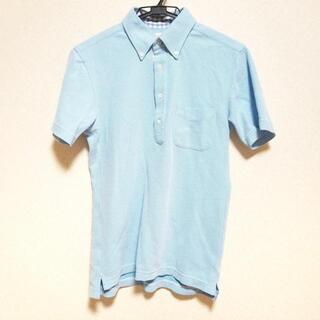マッキントッシュフィロソフィー(MACKINTOSH PHILOSOPHY)のマッキントッシュフィロソフィー 38 M美品 (ポロシャツ)