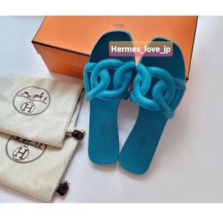 Hermes - 新品☆エルメス hermes サンダル アロハ 36