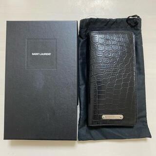 サンローラン(Saint Laurent)のサンローラン 財布 長財布 サンローランパリ 正規品 本物 メンズ(長財布)