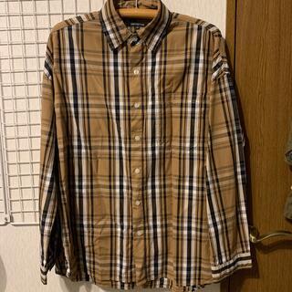 スピンズ(SPINNS)のSPINNS チェックシャツ (シャツ)