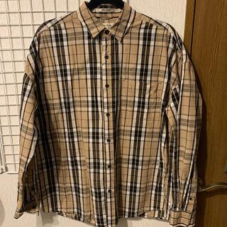 スピンズ(SPINNS)のスピンズ チェックシャツ(シャツ)