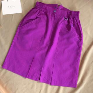 クリスチャンディオール(Christian Dior)のクリスチャンディオール Christian Dior Sports スカート (ひざ丈スカート)