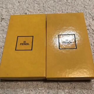 フェンディ(FENDI)の◆新品未使用◆FENDIケース/外箱2点set(その他)