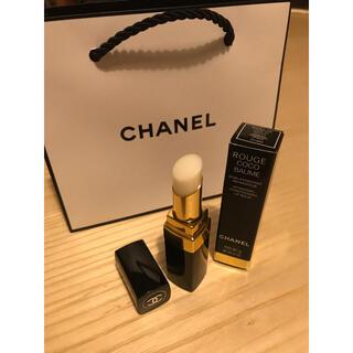 CHANEL - 【未使用品・値下げ】CHANEL リップココボーム シャネル リップクリーム