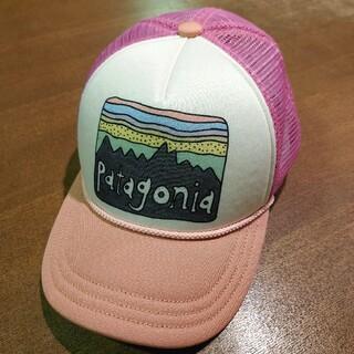 パタゴニア(patagonia)のpatagonia キッズ cap(キャップ)