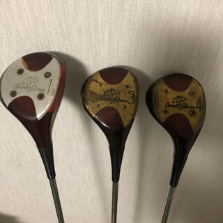 Arnold Palmer - ゴルフグラブ アーノルドパーマー 3本セット