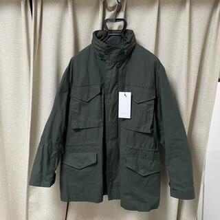 コモリ(COMOLI)のA.PRESSE アプレッセ M-65 Field Jacket 1(ミリタリージャケット)