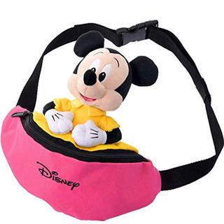 ディズニー(Disney)のミッキー ボディバッグ・ウエストポーチ シミラールック(ボディバッグ/ウエストポーチ)
