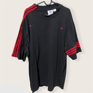 アディダス(adidas)のadidas 424 VOCAL TEE BLACK 20SS-S アディダス(Tシャツ/カットソー(半袖/袖なし))