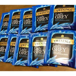 TWININGS Lady GREY 10袋(茶)