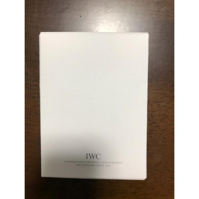 IWC(インターナショナルウォッチカンパニー)のIWC 付属品 クロス メンズの時計(腕時計(アナログ))の商品写真