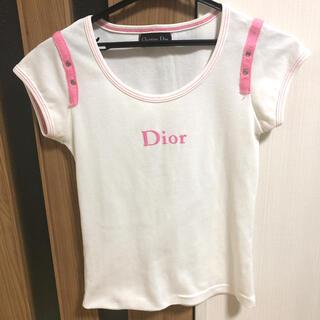 ディオール(Dior)のDior /   Tシャツ(Tシャツ(半袖/袖なし))