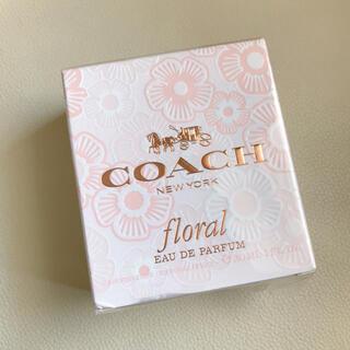 コーチ(COACH)のCOACHフローラルオードパルファム(香水(女性用))