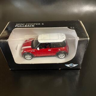 ビーエムダブリュー(BMW)の【非売品】MINI cooperS ミニカー(ミニカー)