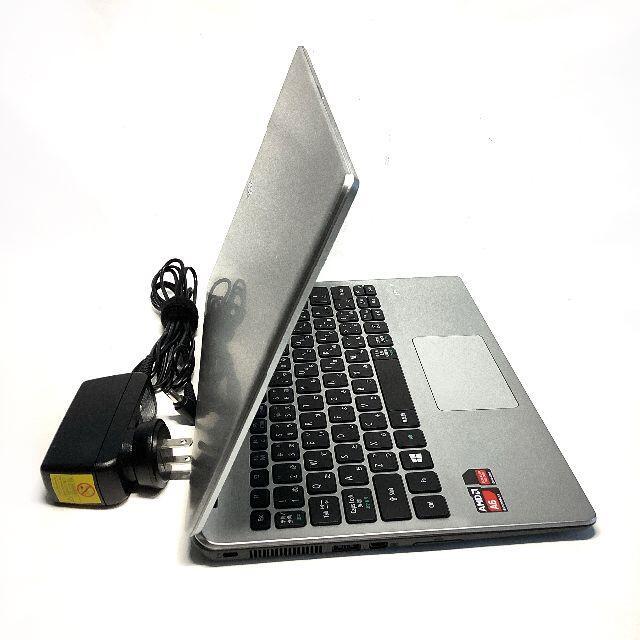 Acer(エイサー)の綺麗!スリム軽量・タッチスクリーン・高性能CPU・メモリ4GB ノートパソコン スマホ/家電/カメラのPC/タブレット(ノートPC)の商品写真