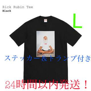 シュプリーム(Supreme)のSupreme Rick Rubin Tee シュプリーム リック ルービン(Tシャツ/カットソー(半袖/袖なし))