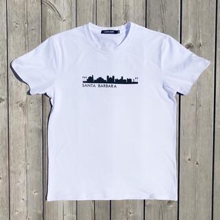 スタンダードカリフォルニア(STANDARD CALIFORNIA)のストリート系 LUSSO SURF ウェストコーストTシャツ Mサイズ(Tシャツ/カットソー(半袖/袖なし))