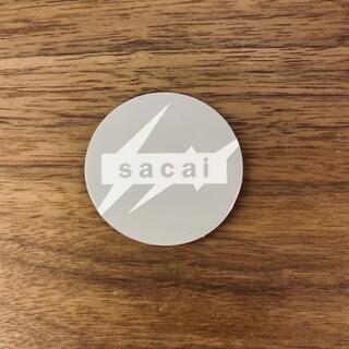 サカイ(sacai)のsacai × Fragment ステッカー(ノベルティグッズ)