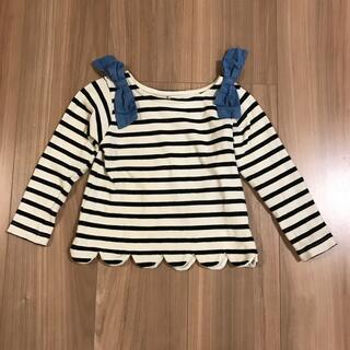 プティマイン(petit main)のカットソー 100 プティマイン(Tシャツ/カットソー)