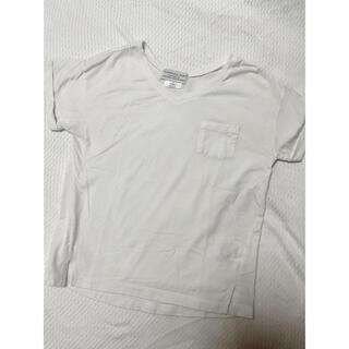 チャオパニックティピー(CIAOPANIC TYPY)の値下げ⋆⸜ ⚘ ⸝⋆チャオパニックティピー 白T 半袖(Tシャツ(半袖/袖なし))