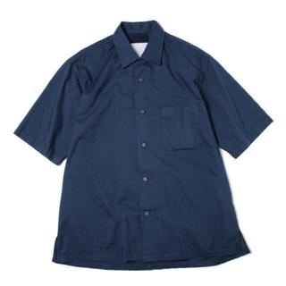 マーカウェア(MARKAWEAR)のMARKAWARE OPEN COLLAR SHIRTS シャツ 半袖(シャツ)