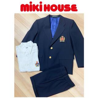 ミキハウス(mikihouse)のフォーマル スーツ 入園式 卒園式(ドレス/フォーマル)