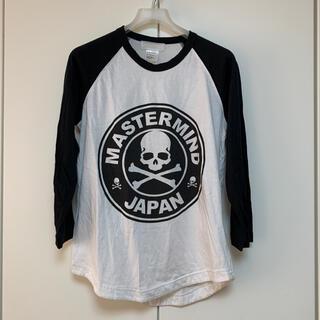 マスターマインドジャパン(mastermind JAPAN)のmastermind japan マスターマインド 七分袖Tシャツ カットソー(Tシャツ/カットソー(七分/長袖))