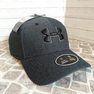 アンダーアーマー(UNDER ARMOUR)のアンダーアーマー UA ゴルフキャップ ロゴ刺繍 57-60cm 即日発送(キャップ)