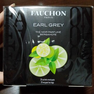タカシマヤ(髙島屋)のフォション FAUCHON アールグレイ ティーバッグ 20袋入り(茶)
