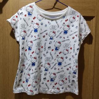 ハローキティ(ハローキティ)のハローキティ Tシャツ サイズ120(Tシャツ/カットソー)