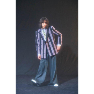 JOHN LAWRENCE SULLIVAN - LITTLEBIG Wide Flare Trousers