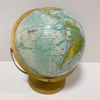 リプルーグル地球儀 オセアニア型 日本語版 ワールド・オーシャン・シリーズ(置物)