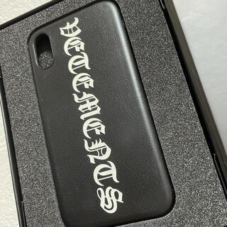 バレンシアガ(Balenciaga)のVETEMENS iPhonex xsケース(iPhoneケース)