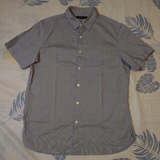 バナナリパブリック(Banana Republic)の美品 バナナリパブリック メンズ 半袖シャツ Mサイズ(シャツ)