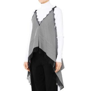 ルシェルブルー(LE CIEL BLEU)のLE CIEL BLEU レースランジェリートップス(シャツ/ブラウス(半袖/袖なし))