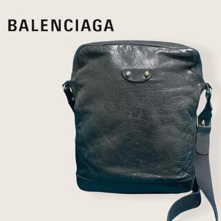 バレンシアガ(Balenciaga)のBALENCIAGA クラシックリポーター レザー ショルダーバッグ(ショルダーバッグ)