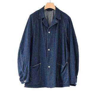 コモリ(COMOLI)のcomoli デニムワークジャケット 1(カバーオール)