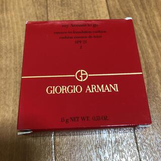 Giorgio Armani - ジョルジオ アルマーニ ビューティ マイ アルマーニ トゥ ゴー クッション 2