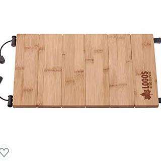 LOGOS - 【最終価格】【新品未使用】ロゴス Bambooパタパタまな板mini