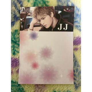 JYJ - ジェジュン メモ用紙💙40枚セット♡
