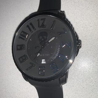 テンデンス(Tendence)のTendence  アナログ時計 黒(腕時計(アナログ))